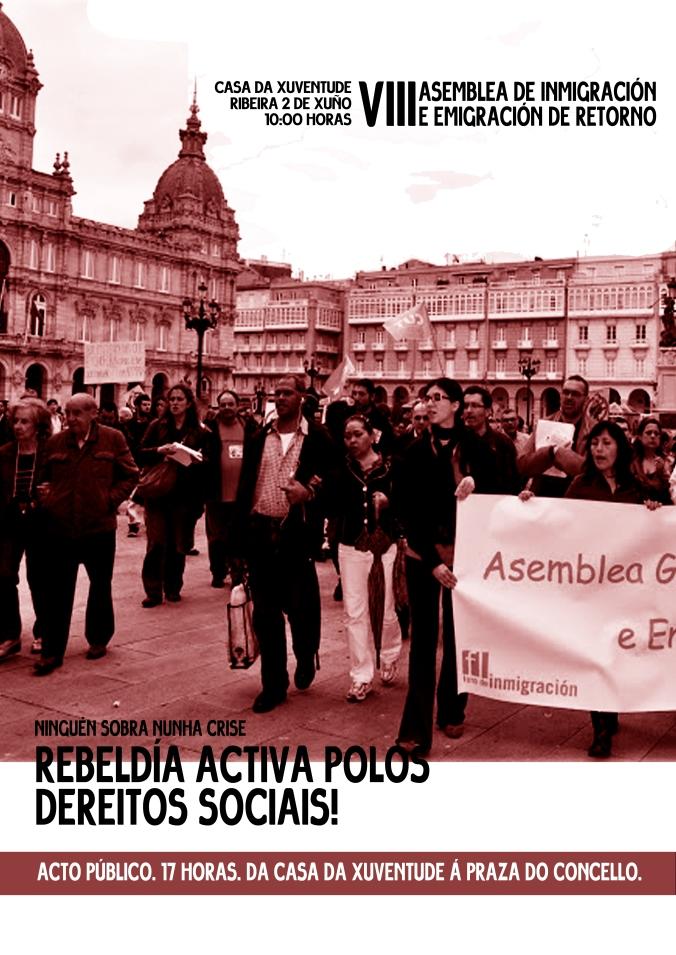 VIII Asemblea de Inmigración