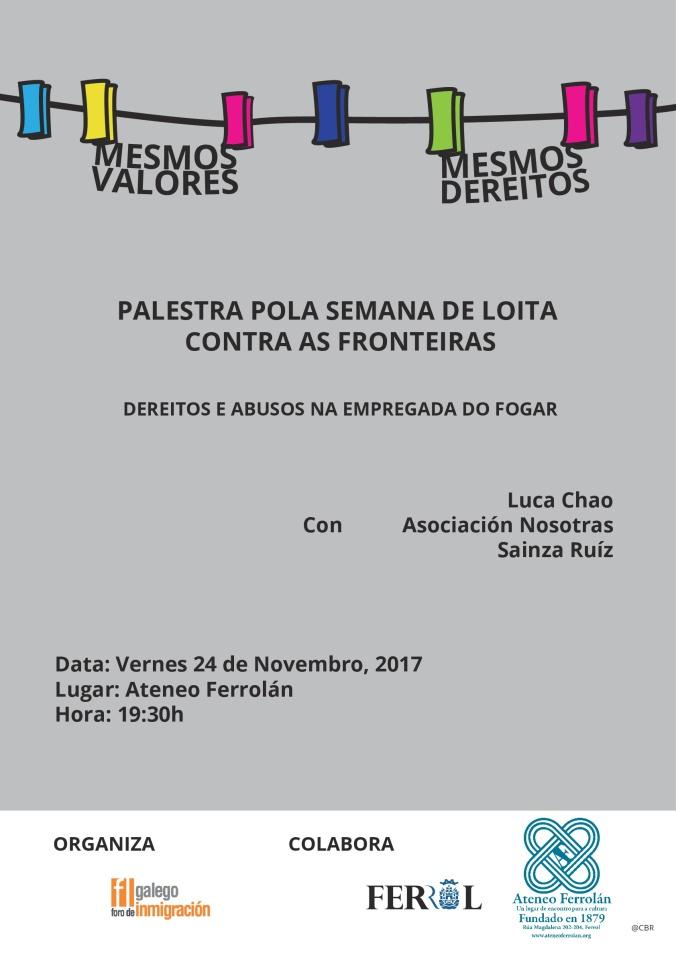 Cartel Foro Galego de Inmigración-001